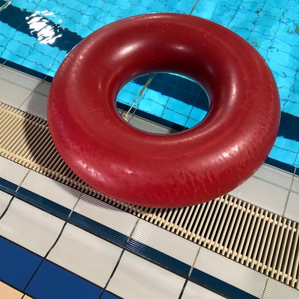 zwemochtend eerstejaars