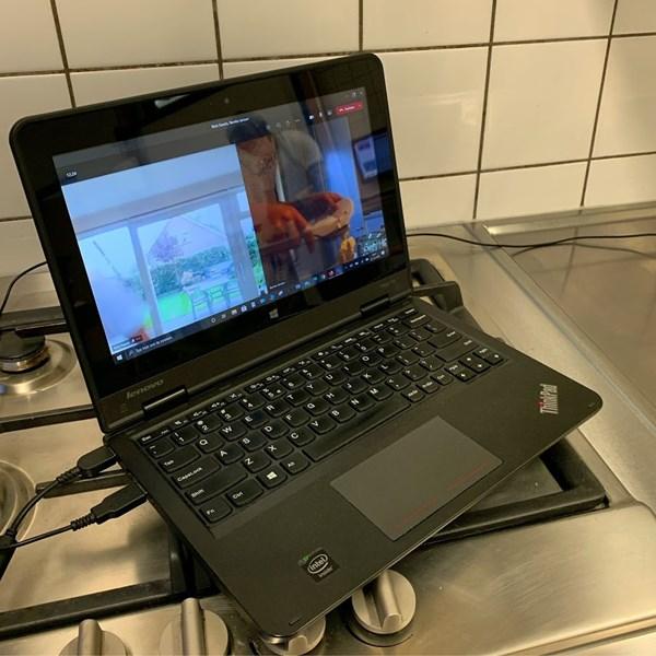 Een bakles volgen vanuit je eigen keuken!