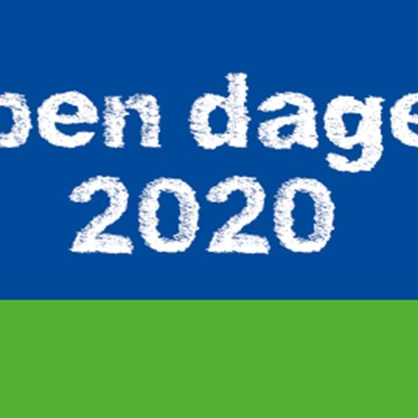 Open dagen 2020 - Sfeer proeven op school