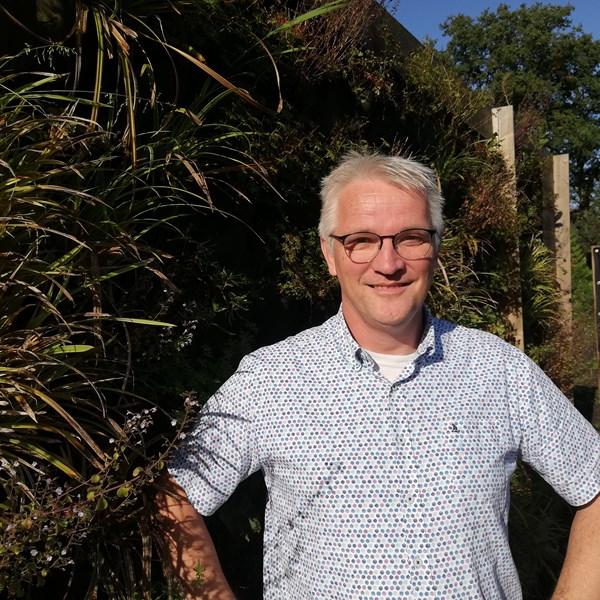 Vakman TerraNext: Derk Evert Waalkens, adviseur TerraNext
