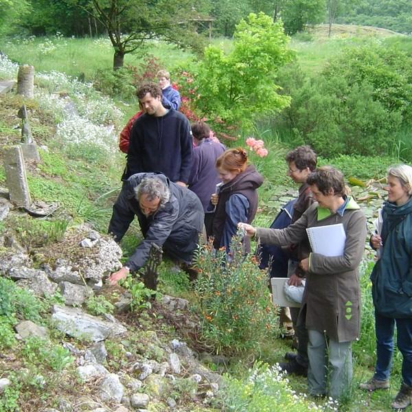 Twee groepen Ecologisch Hovenier van start!