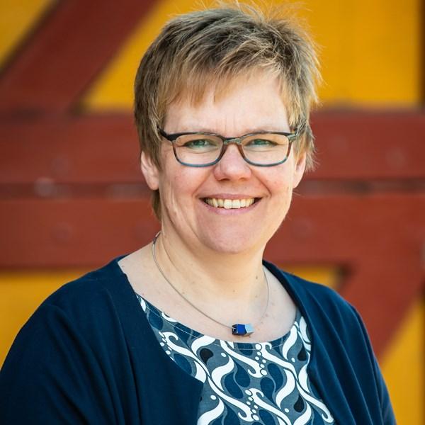 Vakvrouw TerraNext: Sarah Tinnevelt, afdelingsdirecteur