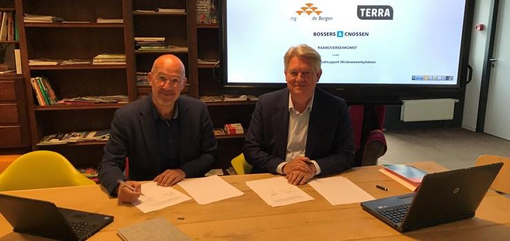 Bossers & Cnossen is nieuwe IT-leverancier van Onderwijsgroep Noord